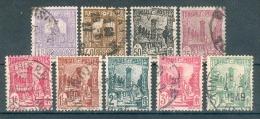 Collection TUNISIE ; Colonies ; 1926-1949 ; Y&T N°  ; Lot 007;  Oblitéré - Tunisie (1888-1955)
