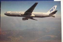 PROTOTYPE / AVION D ESSAIS    B 767 300 - 1946-....: Moderne