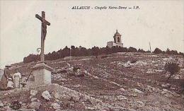 Allauch   528          Chapelle Notre Dame - Allauch