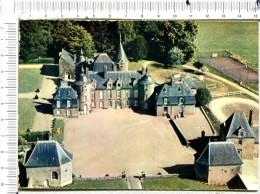 PLEUGUENEUC  -  Vue Aérienne  -  Château De La  Bourbansais  - Parc Zoologique - Andere Gemeenten