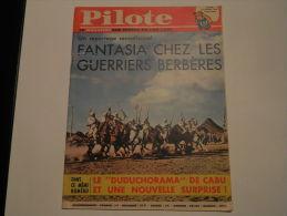 Pilote Magazine N° 226 - Février 1964 - Pilote