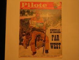 Pilote Magazine N° 229 - Mars 1964 - Pilote