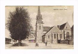 ERCUIS-Eglise Et La Place - Otros Municipios