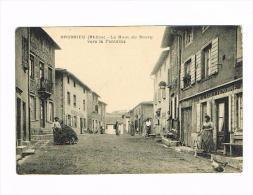 BRUSSIEU-le Haut Du Bourg - Otros Municipios