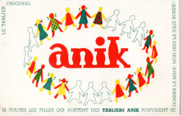 -  BUVARD  Tablier ANIK - 755 - Textile & Vestimentaire