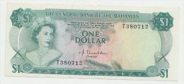 Bahamas 1 Dollar 1974 XF++ AUNC Banknote P 35a 35 A - Bahamas