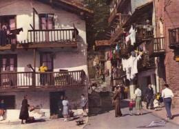 Espagne.. Fontarabie.. Animée.. Un Vieux Quartier - Andere
