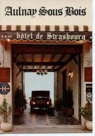 Aulnay Sous Bois : Hotel De Strasbourg (boulevard) - Eliophot - Aulnay Sous Bois