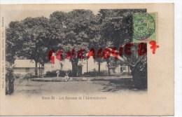 MADAGASCAR - NOSSI BE - LES BUREAUX DE L´ ADMINISTRATION  1908 - Madagascar