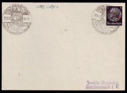 Deutsches Reich - Sonderstempel - Neckargemünd 29.9.1939 - Alemania