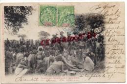 MADAGASCAR - DIEGO SUAREZ -  BOURJANES ANTANDROYS A SANEMENA - Madagascar