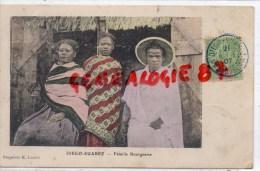 MADAGASCAR - DIEGO SUAREZ -  FAMILLE BOURGEAME  - 1907 - Madagascar