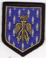 Gendarmerie écusson D´épaule - Centre étude Supérieure - Police & Gendarmerie