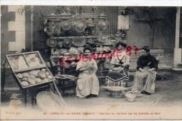 34 - LAMALOU LES BAINS - FABRIQUE DE VANNERIE PAR LES FEMMES DU PAYX - VANNIER - Lamalou Les Bains