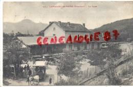 34 - LAMALOU LES BAINS - LA GARE - Lamalou Les Bains