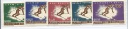FROL542 - PARAGUAY - OLIMPIADI DI ST MOITZ 1948 - Winter 1948: St. Moritz