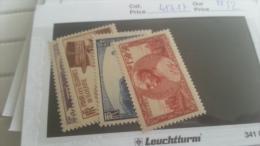 LOT 219957 TIMBRE DE FRANCE NEUF** N�454 A 457 VALEUR 52 EUROS