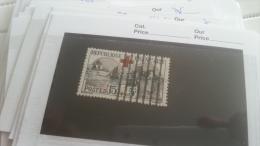 LOT 219971 TIMBRE DE FRANCE OBLITERE N�156 VALEUR 70 EUROS
