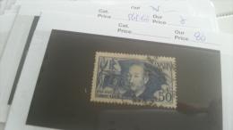 LOT 219973 TIMBRE DE FRANCE OBLITERE N�398 VALEUR 80 EUROS