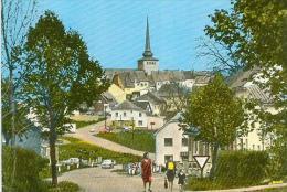 CP.  SAINT  VITH.  VUE  GENERALE - Saint-Vith - Sankt Vith