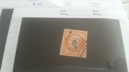 LOT 219989 TIMBRE DE FRANCE OBLITERE N�16
