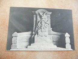 Monument à La Mémoire De L'illustre Ecrivain Armand De PONTMARTIN - (Rare !) - Non Classés