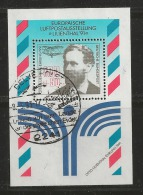 GERMANY, 1991, Used Block  Of Stamp(s),  Lilienthal,  MI Bl24, #16243 , - [7] Federal Republic