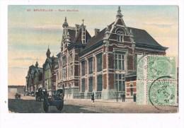 23774 Bruxelles Gare Maritime - Monuments, édifices