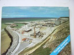 CENTRALE NUCLEAIRE DE PENLY  CONSTRUCTION - Frankrijk