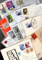 lot 70  lettres  : majorit� des canada dont 2  anciens courriers1930-1940