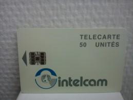 Phonecard Intelcam 50 Unites Used - Phonecards