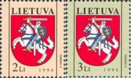 Lietuva Litauen 1994 MNH ** Mi. Nr. 561-562 - Lithuania