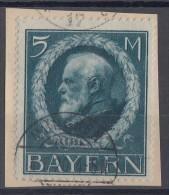 Bayern Briefstück Minr.107IIA - Bavaria