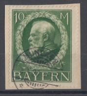 Bayern Briefstück Minr.108IIA - Bayern