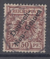 DNG Minr.8 Gestempelt - Colonie: Nouvelle Guinée
