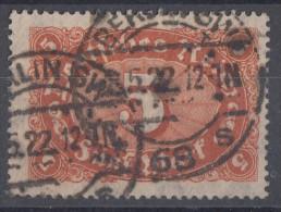 DR Minr.194b Gestempelt Geprüft - Deutschland