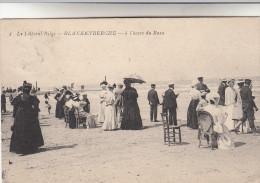 Blankenberge, Blankenberghe, à L'Heure Du Bain (pk14155) - Blankenberge
