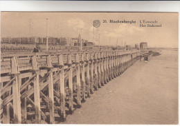 Blankenberge, Blankenberghe, L'estacade, Het Staketsel (pk14158) - Blankenberge