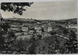 SIENA - Colle Val d� Elsa - Panorama - 1953