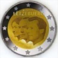 Luxemburg 2011     2 Euro Commemo     Stafhouder Jean     UNC Uit De Rol  UNC Du Rouleaux  !! - Luxembourg
