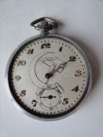 RARE : GOUSSET RUSSE - Orologi Da Polso