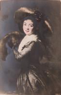 Mme Vigée-Lebrun - Peintre - CPA - Portrait De Mme Molé-Reymond De La Comédie Italienne - Artistes