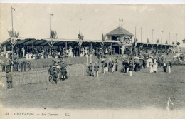 44 - GUERANDE - Les Courses - Guérande