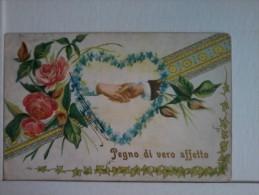 Cartolina Di   Auguri. - San Valentino