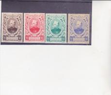 LOT DE 4 VIGNETTES - JOFFRE- SOUSCRIPTION NATIONALE - - Commemorative Labels