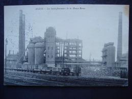59. ANZIN - Les Hauts Fournaux De La Bleuse Borne - Anzin