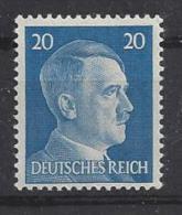 Germany 1941-44  Adolf Hitler  (**) MNH Mi.791 - Alemania
