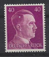 Germany 1941-44  Adolf Hitler  (**) MNH Mi.795 - Alemania