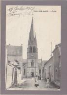 Marne - Tours Sur Marne - L'église - France
