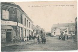 SAINT GEMMES LE ROBERT - Place De L'Eglise, Route De Bais - France